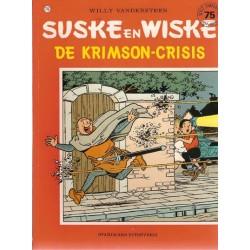Suske & Wiske 215 De Krimson-crisis 1e druk 1988