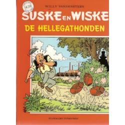 Suske & Wiske 208 De hellegathonden 1e druk 1986