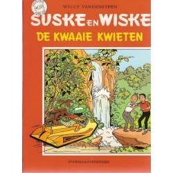 Suske & Wiske 209 De kwaaie kwieten 1e druk 1987