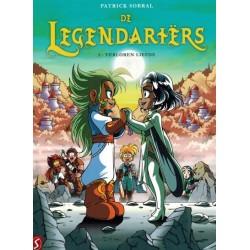 Legendariers 05 Verloren liefde