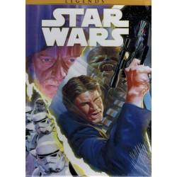 Star Wars  NL Legends cassette 02 bevat deel 6 t/m 10