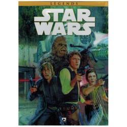Star Wars  NL Legends cassette 01 bevat deel 1 t/m 5