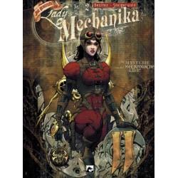 Lady Mechanika 02 Het mysterie van het mechanische lijk deel 2