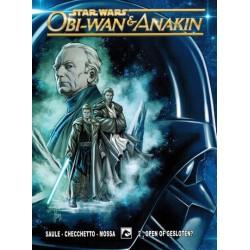 Star Wars  NL Obi-wan & Anakin 02 Open of gesloten deel 2 (van 2)