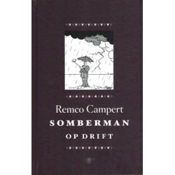 Verwey boeken Sombermans HC (Remco Campert geillustreerd door Stefan Verwey)