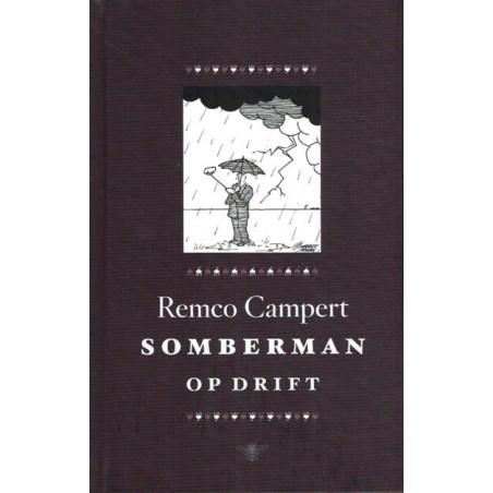 Verwey bundel Sombermans HC (Remco Campert geillustreerd door Stefan Verwey)