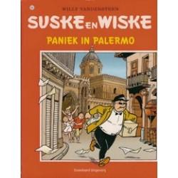 Suske & Wiske 283 Paniek in Palermo 1e druk 2004
