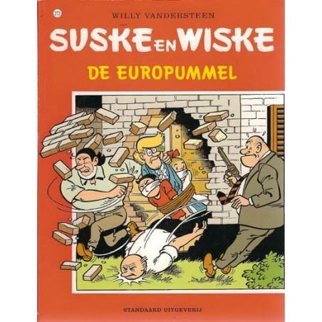 Suske & Wiske 273 De Europummel 1e druk 2002