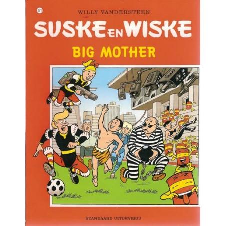 Suske & Wiske 271 Big Mother 1e druk 2001