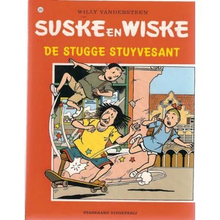 Suske & Wiske 269 De stugge Stuyvesant 1e druk 2001