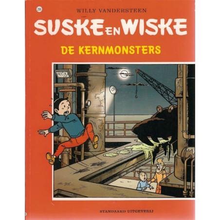 Suske & Wiske 266 De kernmonsters 1e druk 2000