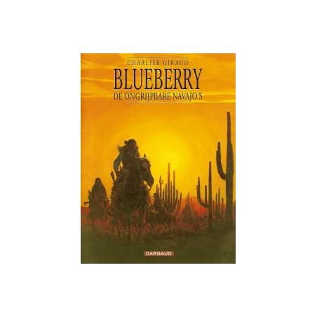 Blueberry  20* De ongrijpbare Navajo's