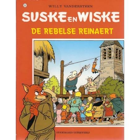 Suske & Wiske 257 De rebelse Reinaert 1e druk 1998