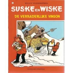 Suske & Wiske 251 De verraderlijke Vinson 1e druk 1997