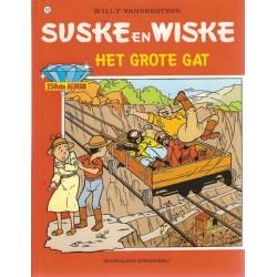 Suske & Wiske 250 Het grote gat 1e druk 1996