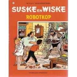 Suske & Wiske 248 Robotkop 1e druk 1996