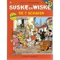 Suske & Wiske 245 De 7 schaken 1e druk 1995