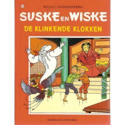 Suske & Wiske 233 De klinkende klokken 1e druk 1992