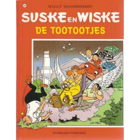 Suske & Wiske 232 De tootootjes 1e druk 1992