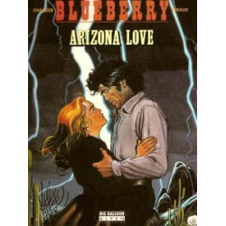 Blueberry 23* - Arizona love 1e druk 1991