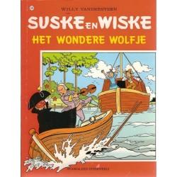 Suske & Wiske 228 Het wondere wolfje 1e druk 1991