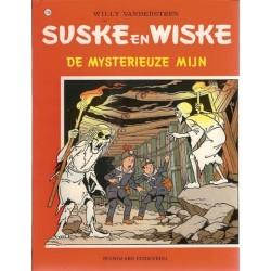 Suske & Wiske 226 De mysterieuze mijn 1e druk 1990
