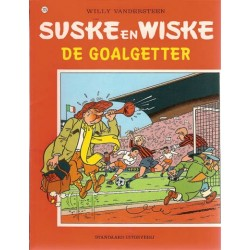 Suske & Wiske 225 De goalgetter 1e druk 1990