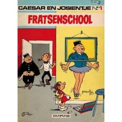 Caesar en Josientje 01% Fratsenschool 1e druk 1971