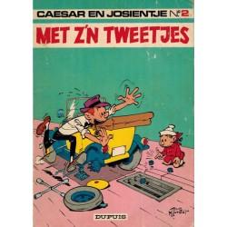 Caesar en Josientje 02% Met z'n tweetjes1e druk 1971