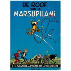 Robbedoes 05 De roof van de Marsupilami herdruk 1968