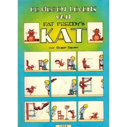 Fabulous Freak Brothers De negen levens van Fat Freddy's kat 1e druk 1981