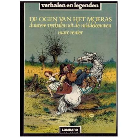 Duistere verhalen uit de Middeleeuwen 01 HC De ogen van het moeras Verhalen & legenden 17 1e druk 1985