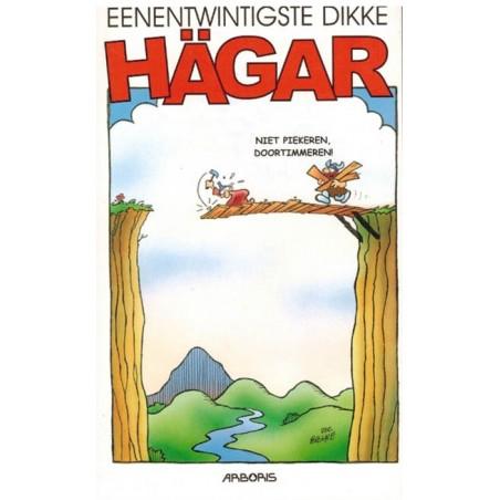 Hagar pocket Dikke Hagar 21 1e druk 1998