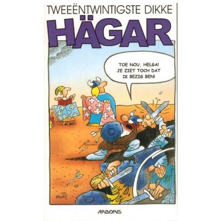 Hagar pocket Dikke Hagar 22 1e druk 1998