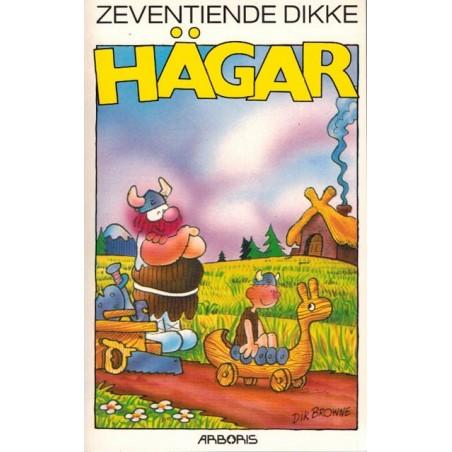 Hagar pocket Dikke Hagar 17 1e druk 1996
