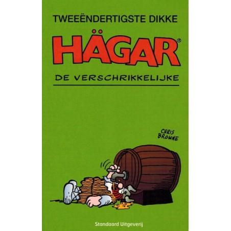 Hagar pocket Dikke Hagar 32 1e druk 2007