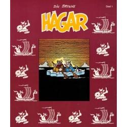 Hagar album vierkant set deel 1 t/m 3 1e drukken 1996