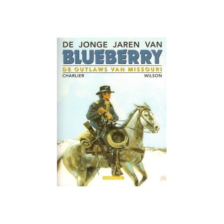 Blueberry  Jonge jaren 04* De outlaws van Missouri