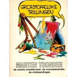 Bommel pocket 17 Grondstoffelijke trillingen 1e druk 1976 (Tom Poes)