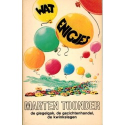 Bommel pocket 16 Wat enigjes1e druk 1975 (Tom Poes)