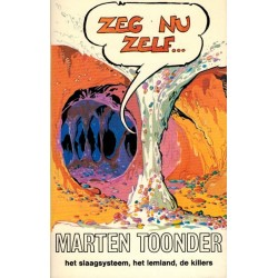 Bommel pocket 14 Zeg nu zelf... 1e druk 1974 (Tom Poes)