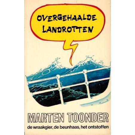 Bommel pocket 12 Overgehaalde landrotten 1e druk 1974 (Tom Poes)