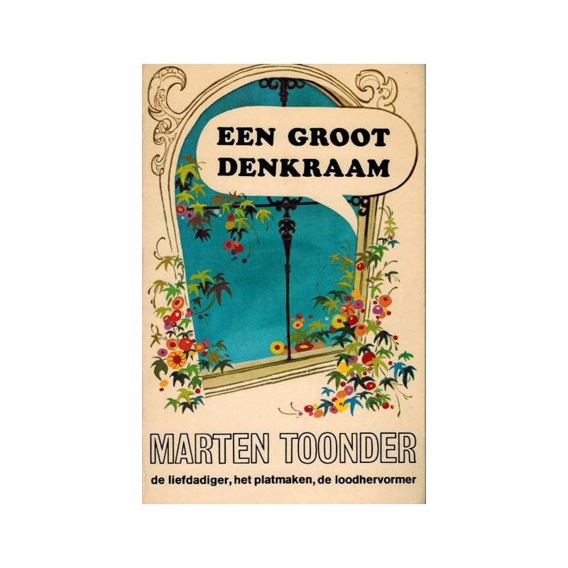 Bommel pocket 09 Een groot denkraam 1e druk 1972 (Tom Poes)
