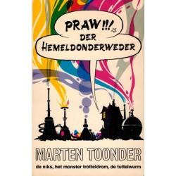 Bommel pocket 07 Praw!!! Der hemeldonderweder 1e druk 1972 (Tom Poes)