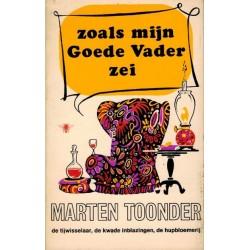 Bommel pocket 04 Zoals mijn goede vader zei 1e druk 1970 (Tom Poes)