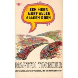 Bommel pocket 03 Een heer moet alles alleen doen 1e druk 1969 (Tom Poes)