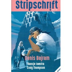 Stripschrift 447 Denis Bajram, Hansje Joustra, Craig Thompson, Hanco Kolk