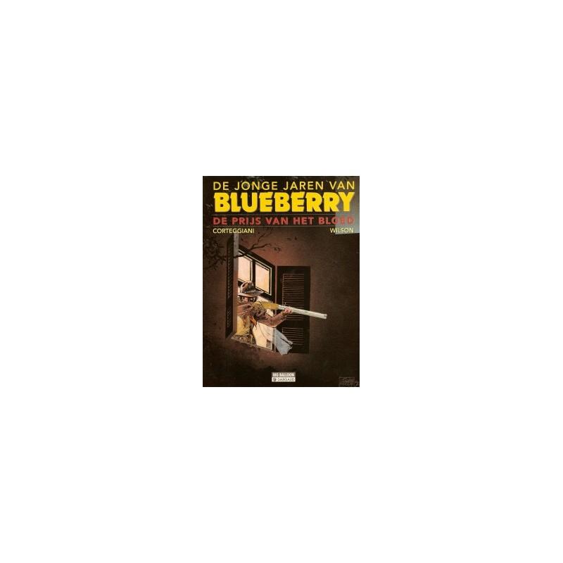 Blueberry Jonge jaren 09* - De prijs van het bloed 1e druk