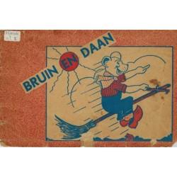 Bruin en Daan's wonderlijke avonturen 01% De toverbezem herdruk 1948
