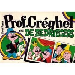 Prof. Creghel 03 De bedriegers 1e druk 1976